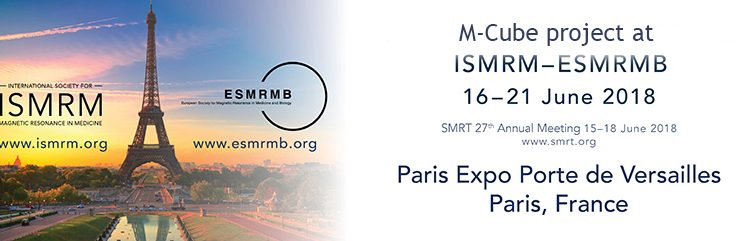 M-Cube at Annual Meeting ISMRM-ESMRMB, Paris, France
