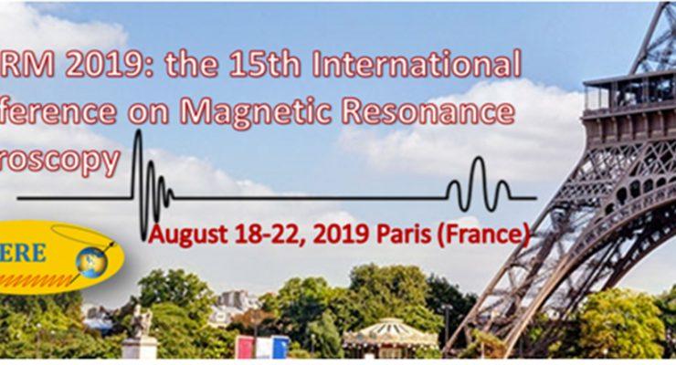 M-Cube at ICMRM Paris 2019