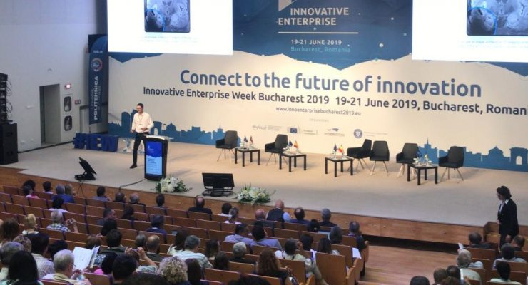 Innovative Enterprise Week Bucharest 2019