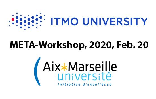 META-Workshop ITMO / Institut Fresnel