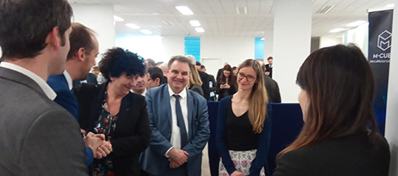 Multiwave & the French Minister of Research