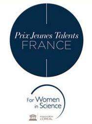 Marine MOUSSU French Young Talents Fondation L'Oréal-UNESCO